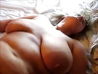 How to make a big woman cum