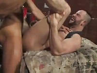 Har anal gay action