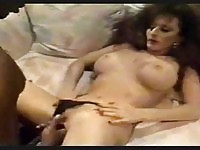 Vintage porn Redhead and Black dude