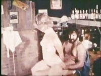 Vintage pornstar Randy the Barman