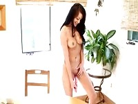 Sexy Talia Shepard toying