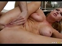 Krissy Lynn Anal Fisting & Banging