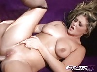 Busty Bailey in anal sex