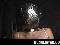 Slutty Misti Love anal punished