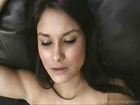 The sweet Victoria getting rammed in a porn casting