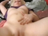 Perky boobed blonde gets pounded