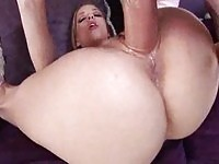 Monster cock screwed Nicole Ray jizzed