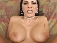 Large Boobs Veronica Sucks & Fucks