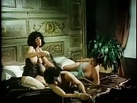 Old school 70s Orgy