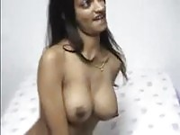 Hot chick from India first Creampy