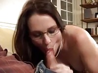 Cock hungry french brunette puss in boots