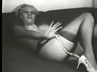 Vintage girls exposing pussy