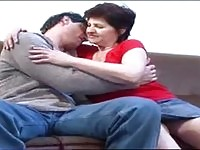 Mature grany getting fucked