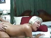 A blonde sweedish fucking