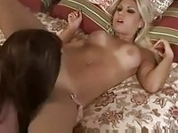 Tutor with big boobs gets seduced