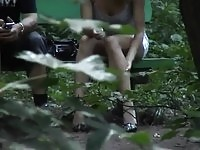 Spycam%20spot%20no%20panties%20in%20the%20woods