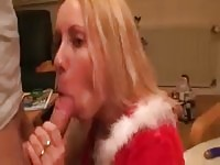 Christmas Ass to Mouth