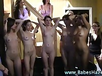 Nude teen chicks