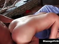 Gay jocks fuckin on a massage table!