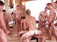 Hot studs in group action