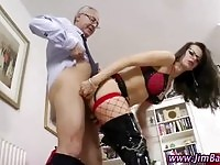 Boss fucking his sexy secretary