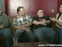 Hot dudes interviewed for picking up girls