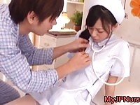 Aino Kishi  is one sweet asian nurse