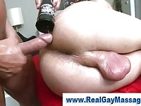 Reddish balls twink receives a deep anal ramming