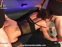 I love german sluts on the job!