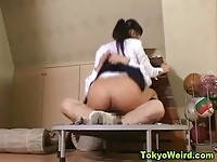 Japanese teens getting stripped and groped
