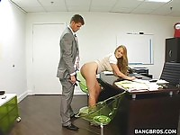 Copy machine and office sex