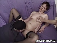Amateur women fucked and sucking