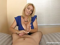 Busty Charlee Chase wanks in here