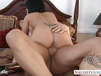 Hot nympho Tory Lane ass fucked
