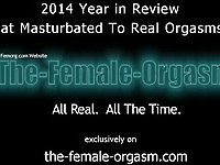 Amazing female orgasm complitation