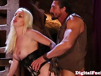 Beautiful Stevie Shae fucked from behind