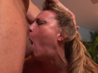 The best face fuck action ever!