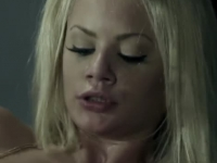 Gorgeous platinum blonde fucked so perfectly
