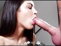Carolina Abril loves teasing and fucking