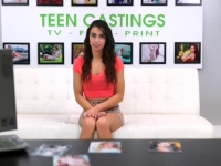 Carly Marie casting couch hardcore fuck