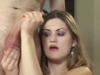 Hot Exotic Marina Handjob Time