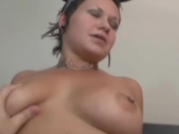 This Horny Amateur Can Lapdance