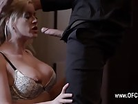 Blonde%20stunner%20Vika%20Nymph%20sucking%20the%20boss%27s%20cock