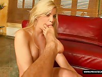 Sweet blonde Sera Passion fucking