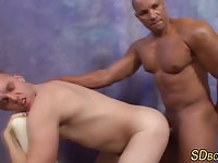 Gay Pictorial Turns Into Bareback Session