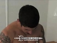 Sweet anal action
