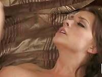 Deep anal sex action