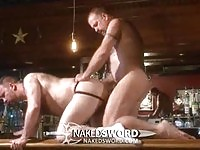 Mature gay love