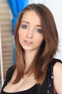 Pornstar Lucie Wilde